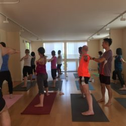 Yoga Tokyo in English Studio and Private Class