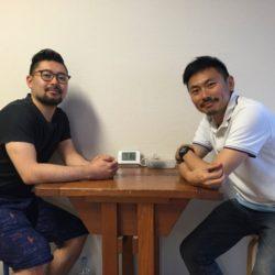 IYC ヨガ 瞑想クラス担当:Zenko ゼンコウ先生とTOM先生